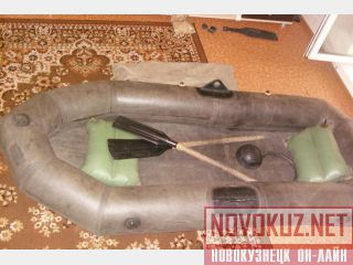продам старую резиновую лодку