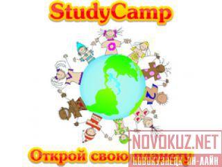 знакомство в лагере на английском