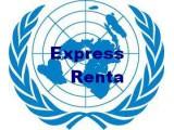 Логотип Экспресс Рента