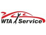 "Логотип WTA Service автосервис ООО ""ВТА"""