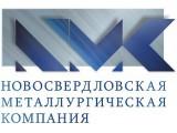 """Логотип ООО """"Новосвердловская металлургическая компания"""""""